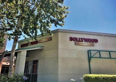 Custom Restaurant Signs for Indian Restaurant in Simi Valley, CA