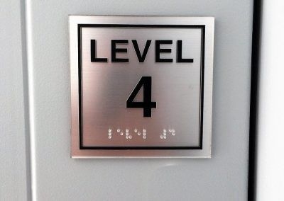 Floor Level Identification