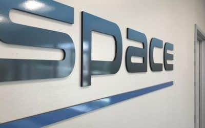Digital Prints on Painted Acrylic Letters for Manufacturer in Santa Clarita, CA