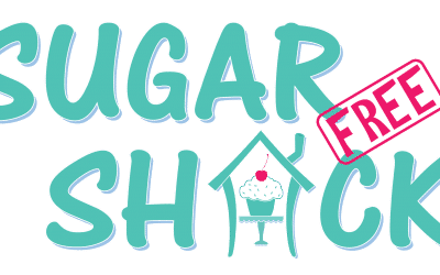 Custom Storefront Sign for Sugar Free Shack in Torrance, CA