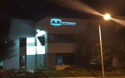 Gradient Face Channel Letters for Manufacturer in Santa Clarita, CA
