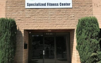 Building Signage for Specialized Fitness Solution in Chatsworth, CA