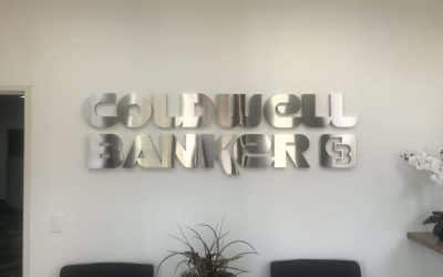 Logo Sign for Coldwell Banker in Moorpark, CA