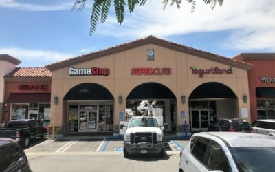 Channel Letter Sign Update for Supercuts in Fontana, CA