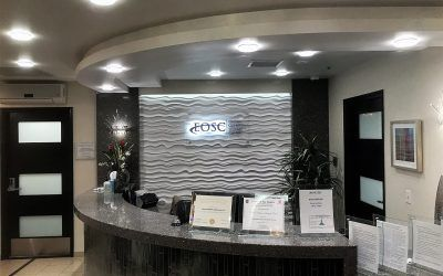 Lighted Logo Sign for Encino Outpatient Surgery Center in Encino, CA